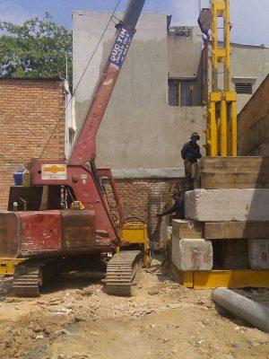 Ép cọc bê tông giá rẻ tại Hồ Chí Minh