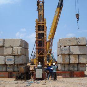 Ép cọc tải sắt có sự hữu ích gì trong việc làm móng công trình?