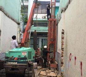 Vì sao nên chọn phương pháp ép cọc neo tại Hồ Chí Minh?