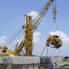 Thi công ép cọc đối với các công trình xây dựng