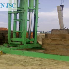 Phương pháp ép cọc bê tông là gì?