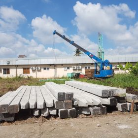 Ép cọc bê tông cho công trình nhà ở cần lưu ý điều gì?